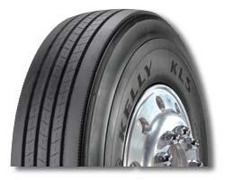 Armorsteel KLS Tires